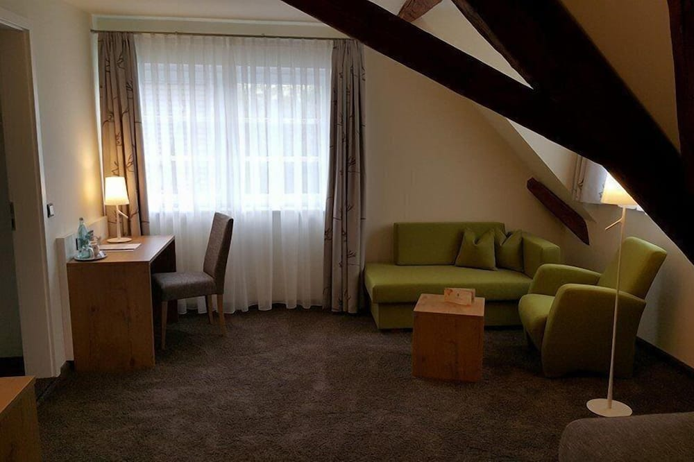 Einzelzimmer - Wohnbereich