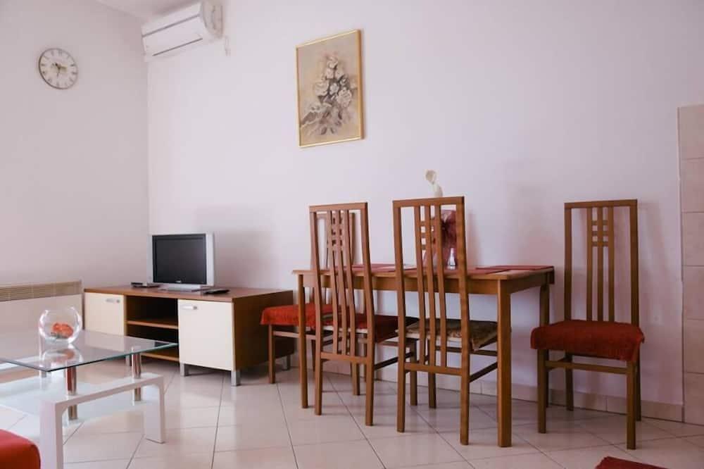 Comfort-huoneisto, Osittainen merinäköala - Vierashuone