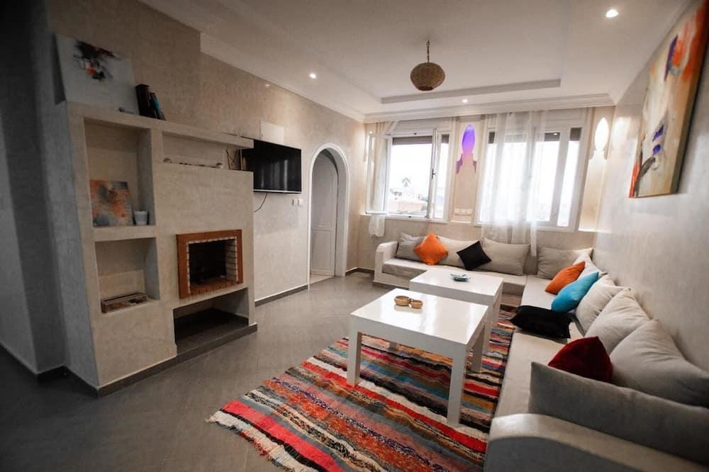 Prabangaus stiliaus apartamentai, 2 miegamieji (1st Floor) - Pagrindinė nuotrauka
