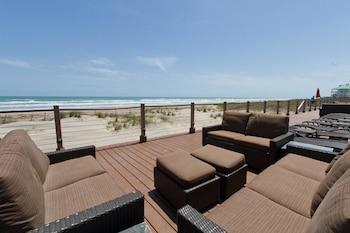 南帕德里島海濱海洋公寓飯店的相片