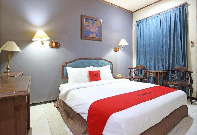 RedDoorz near Malioboro Tugu Station Jogja, Yogyakarta, Chambre Double, Chambre