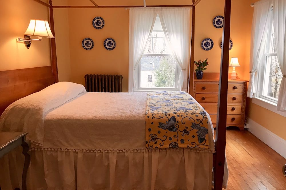 Telt - 1 queensize-seng - Værelse