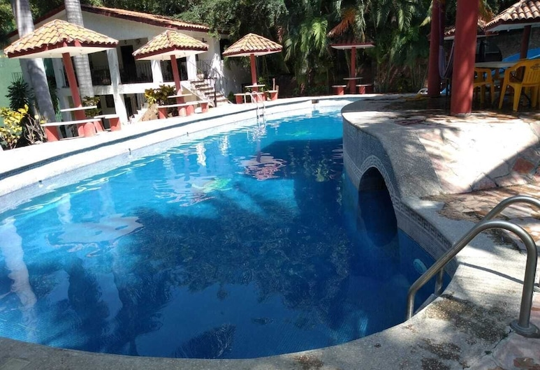 Rancho Agua Salada, Xochitepec, Outdoor Pool
