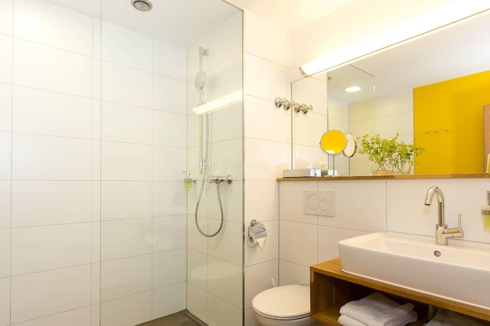 Habitación doble Confort - Regadera en el baño