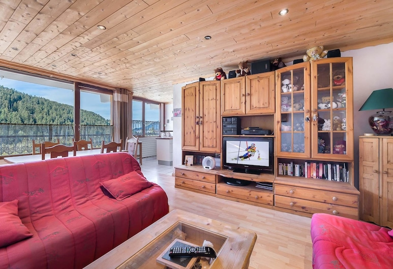 Ariondaz F111: Large Living Room With Beautiful View, Courchevel