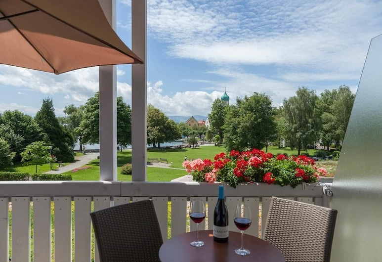 Hotel Lipprandt, Wasserburg (Bodensee), Double Room, Balcony, Lake View, Balcony