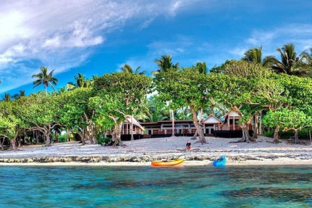 Ház, több ágy, kilátással a tengerpartra (BeachFront Private Villa) - Kiemelt kép