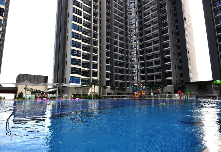 InnStay Resort Apartment Atlantis, Malacca City, Outdoor Pool