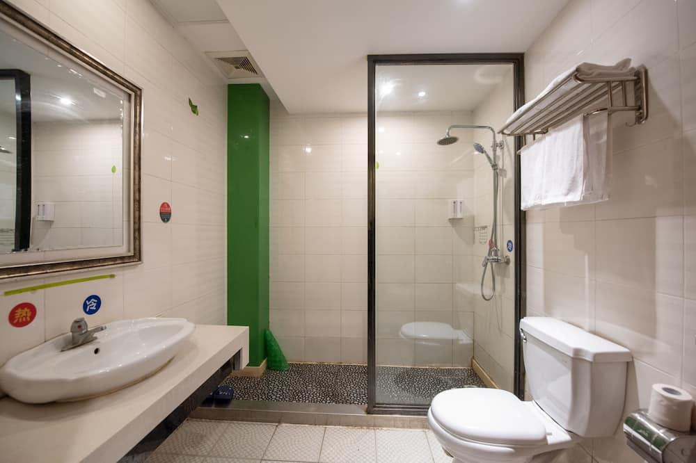 Standard Twin Room - Bathroom