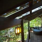 Deluxe Bungalow with Garden View  - Balcony