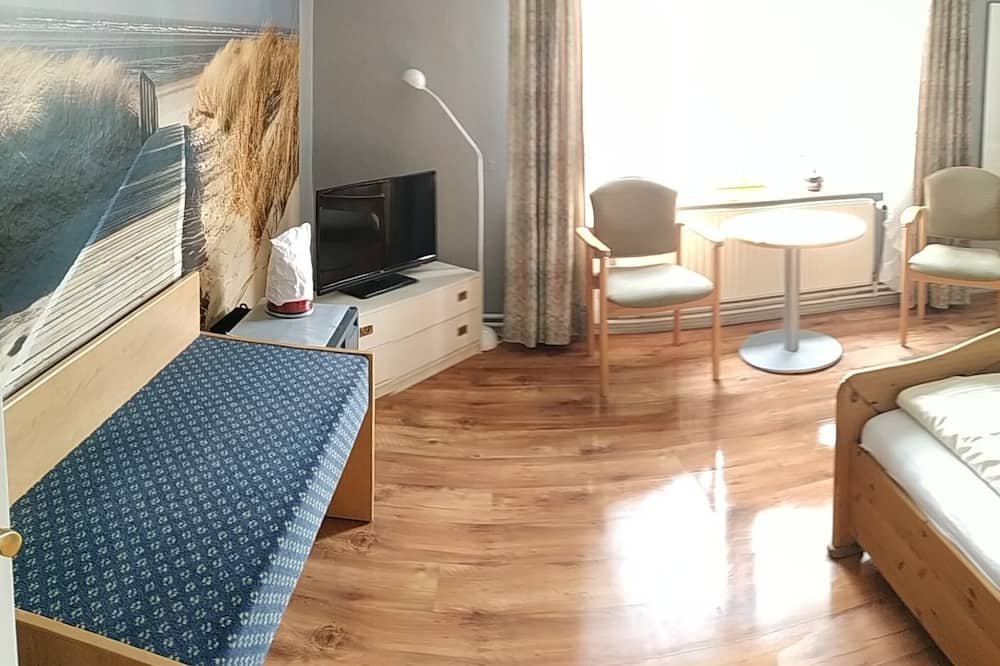 ห้องดับเบิล - ห้องพัก