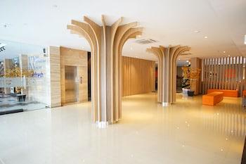 Selline näeb välja OYO 344 Kr Hotel, Palembang