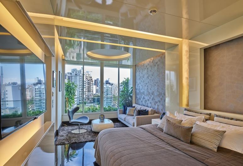 Sodeco Suites, Beirut, Sodeco Suite, Habitación