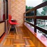 Deluxe Suite, 1 Katil Kelamin (Double), Smoking - Balkoni