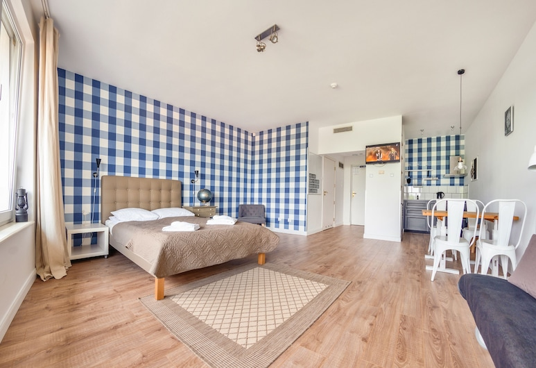 Apartamenty Sun & Snow Etna, Kolobrzeg, Departamento, balcón (505), Habitación