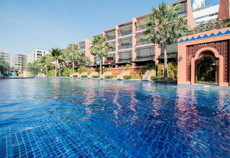 馬拉喀什華欣度假村 - 就像華欣酒店, Hua Hin, 泳池