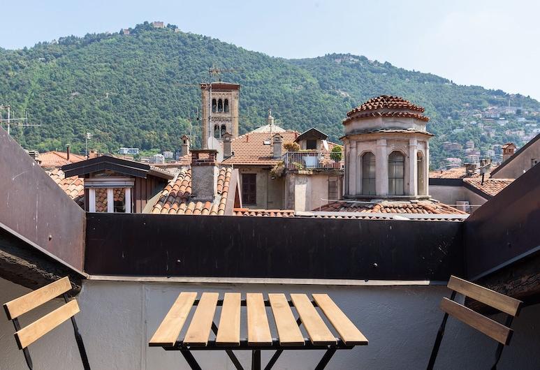 Palazzo del Pero, Como, Căn hộ, 3 phòng ngủ, Ban công