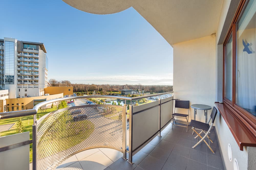 Διαμέρισμα, Μπαλκόνι (408) - Μπαλκόνι
