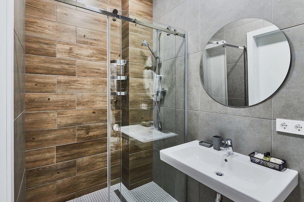 高級客房, 城市景 - 浴室
