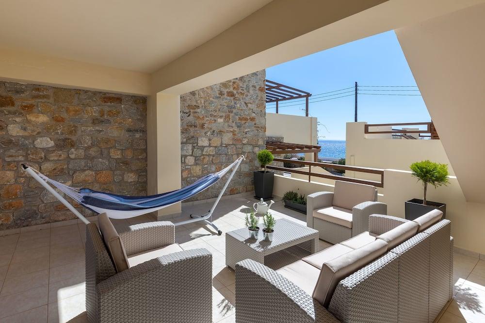 Syra Bay 1.5 - Balcony