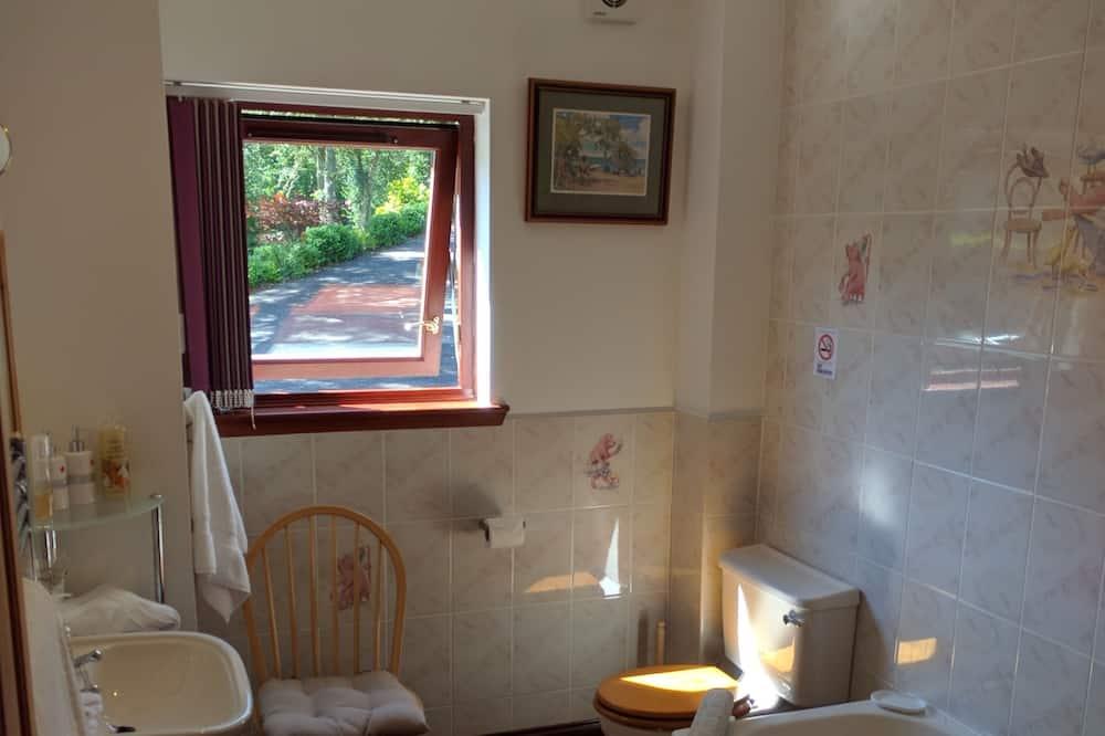 公寓, 1 張特大雙人床 (Posh Pad) - 浴室設施