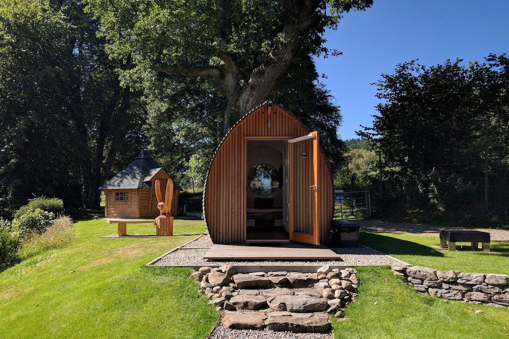 奢華帳篷, 1 張標準雙人床 (Armadilla Max) - 客房