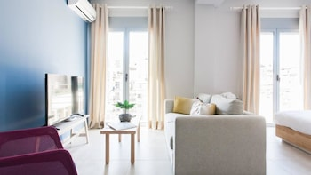 Φωτογραφία του Omnia Pagrati Apartments, Αθήνα