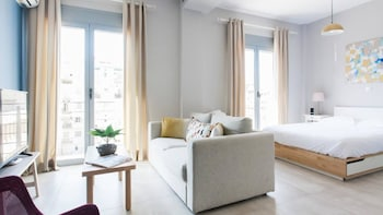 Picture of Omnia Pagrati Apartments in Athens