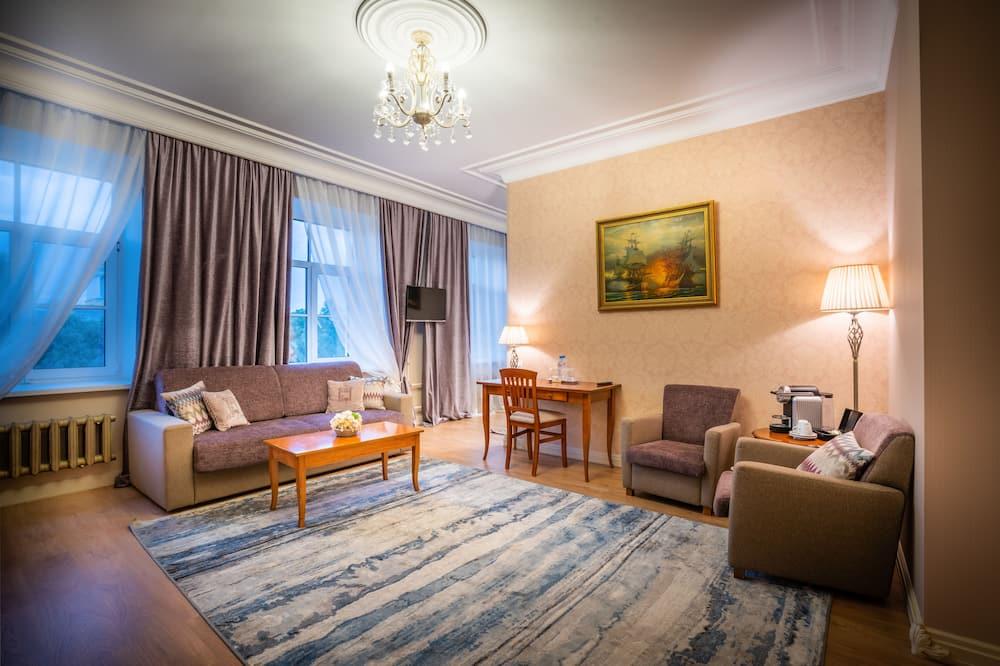 Lyxsvit - Vardagsrum