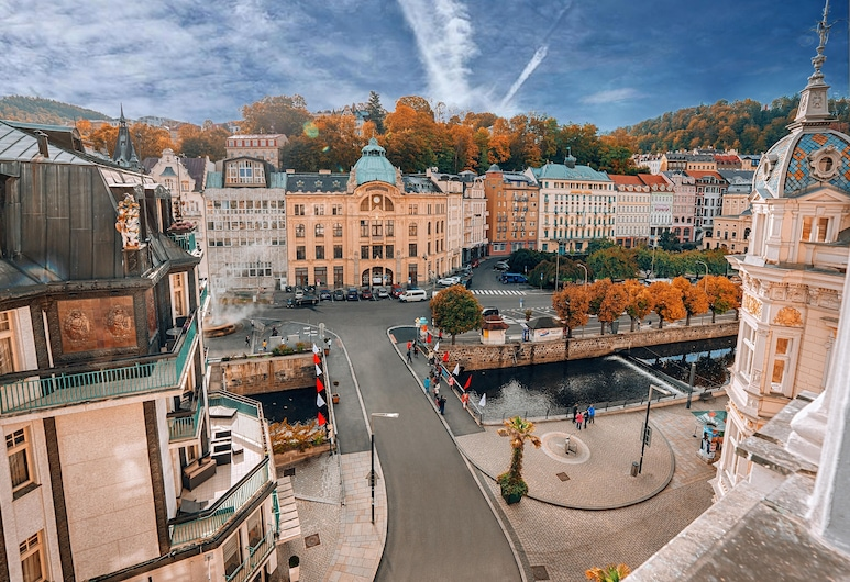 Hotel La Bohemia, Karlovy Vary
