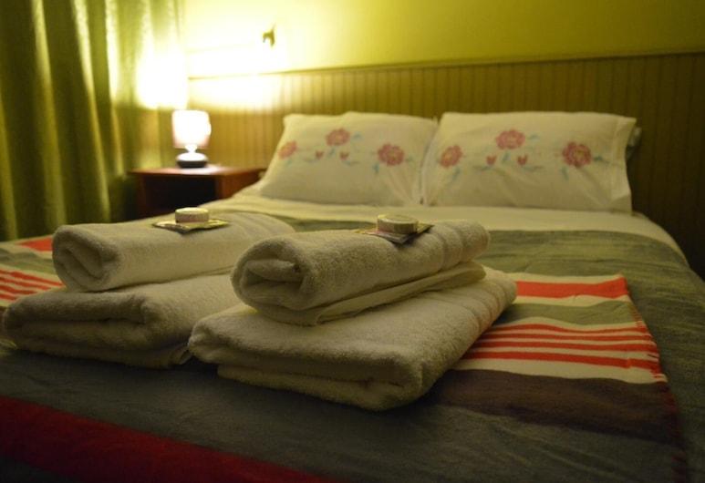 Hostal las Heras, Temuco, Habitación