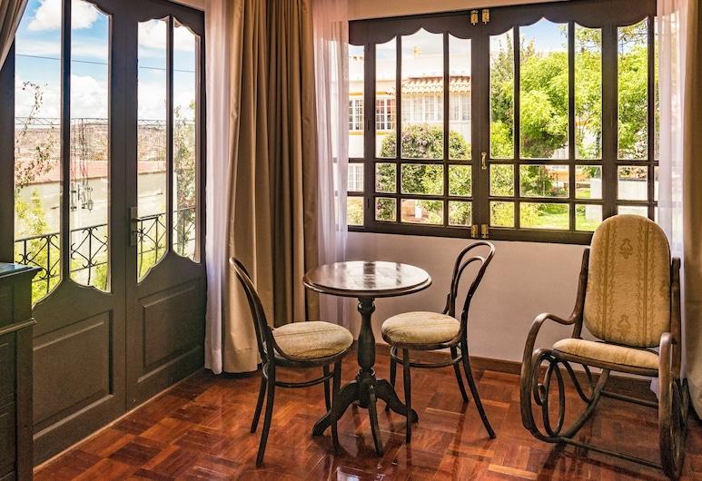 El Jardin De Su Merced B&B, Sucre, Junior Σουίτα, 1 King Κρεβάτι, Μη Καπνιστών, Δωμάτιο επισκεπτών