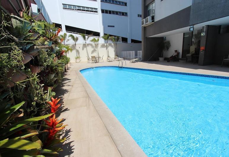 Jump in Bed Leblon 5 - Flat, Rio de Janeiro, Pool
