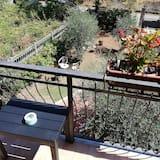 Habitación doble, vista al patio (private bathroom not in room) - Balcón