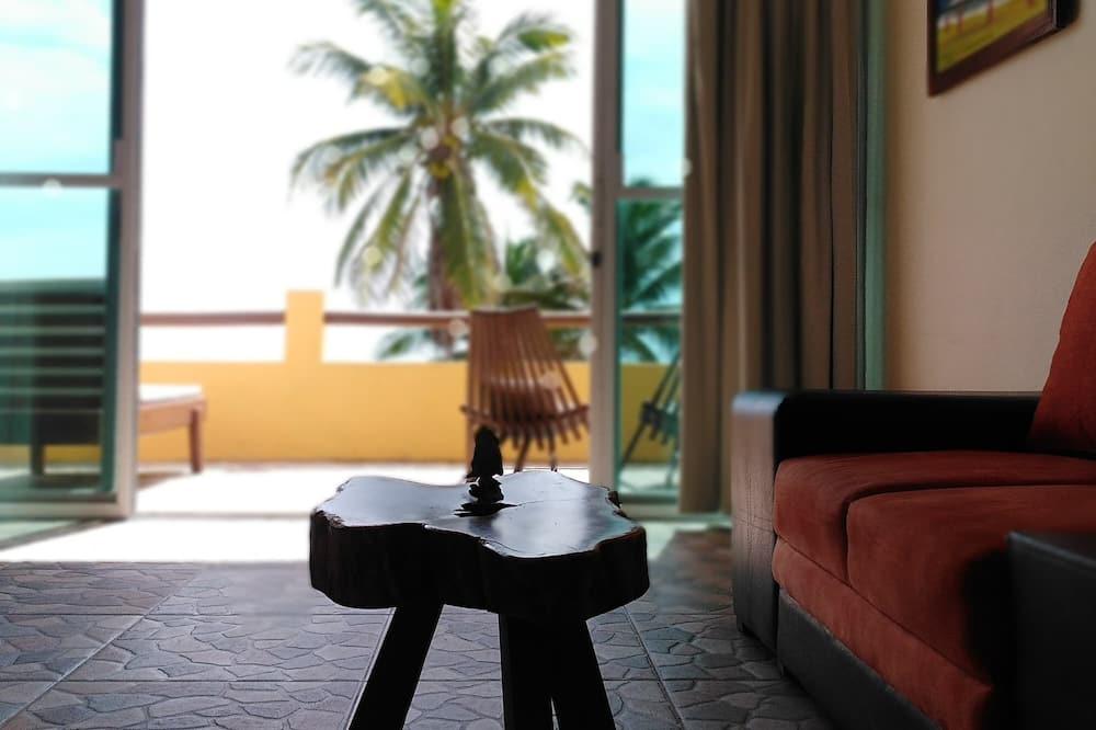 Suite Grand, no fumadores, vistas al mar - Zona de estar