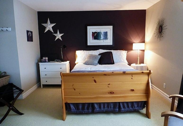 貝克威山民宿, 朗里, 客房, 1 張加大雙人床, 非吸煙房, 獨立浴室, 客房