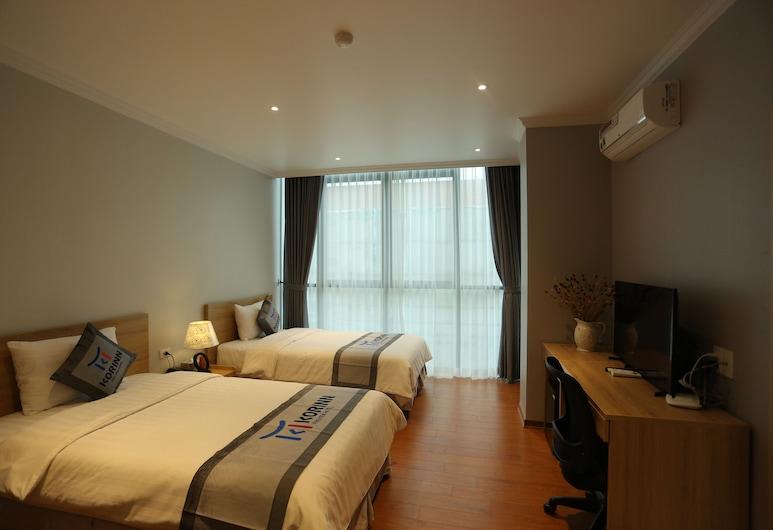 Khách sạn Korinn Phổ Yên, Thị xã Phổ Yên, Phòng 2 giường đơn Deluxe, Phòng