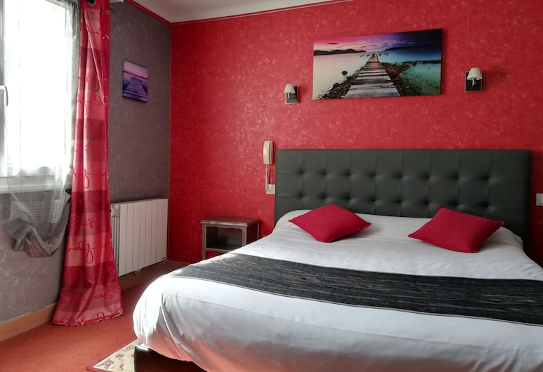 Hotel de France, Montauban-de-Bretagne