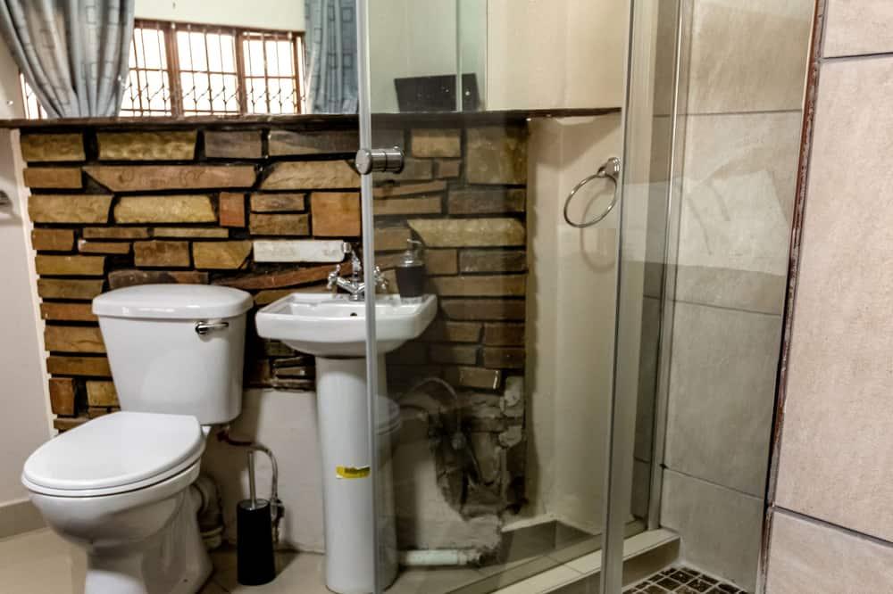 套房, 私人浴室 - 浴室