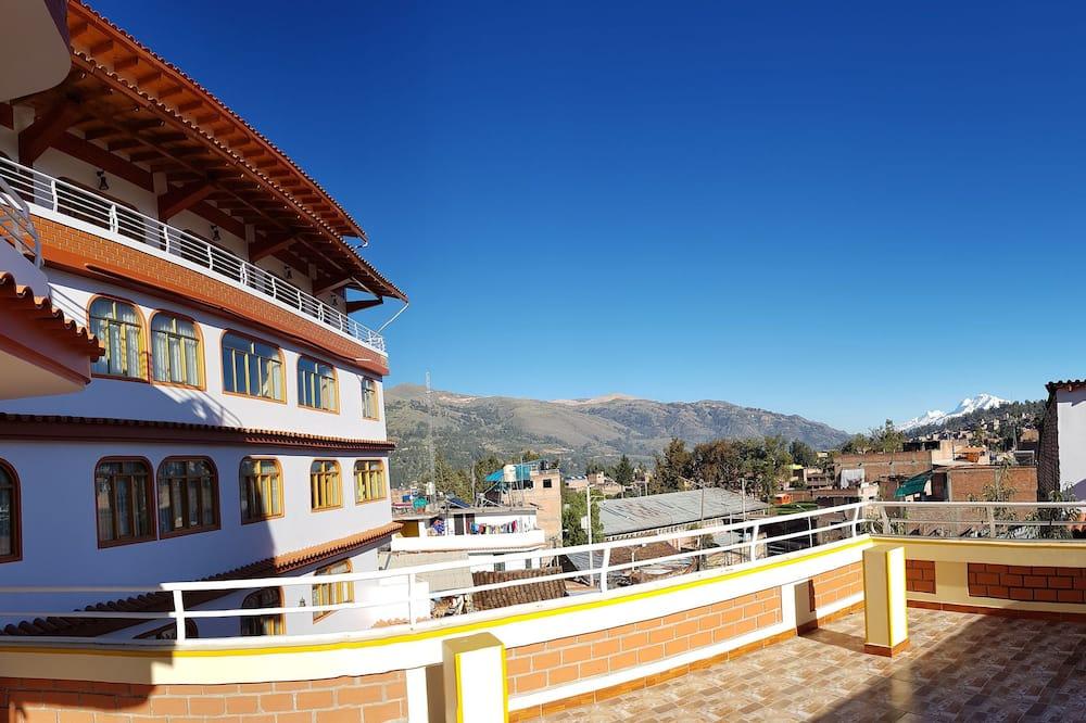 Triple Room,  Mountain View - Uitzicht op bergen