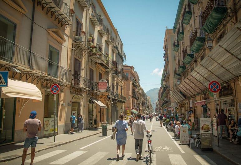 Capo mon amour, Palermo