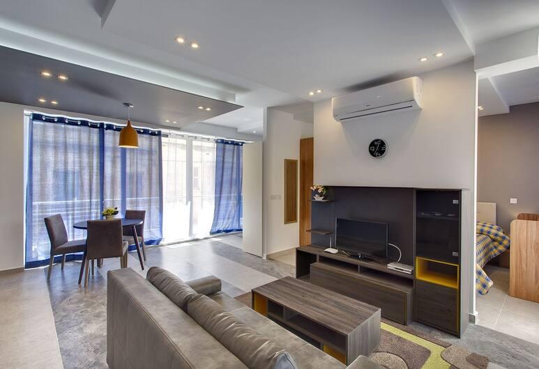 Modern Apt in a Prime Location, Free Wifi, Sliema