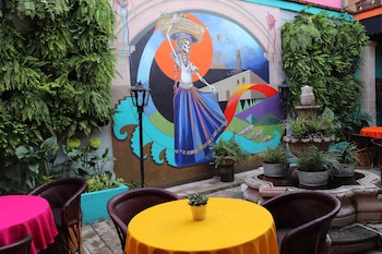 Picture of Mansión Catrina Hostería Chic - Hostel in Morelia