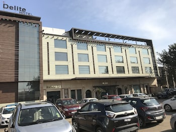 Faridabad — zdjęcie hotelu Delite Hotel - Faridabad