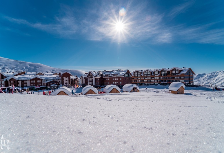 Powderinn, Kazbegi, Deportes de invierno