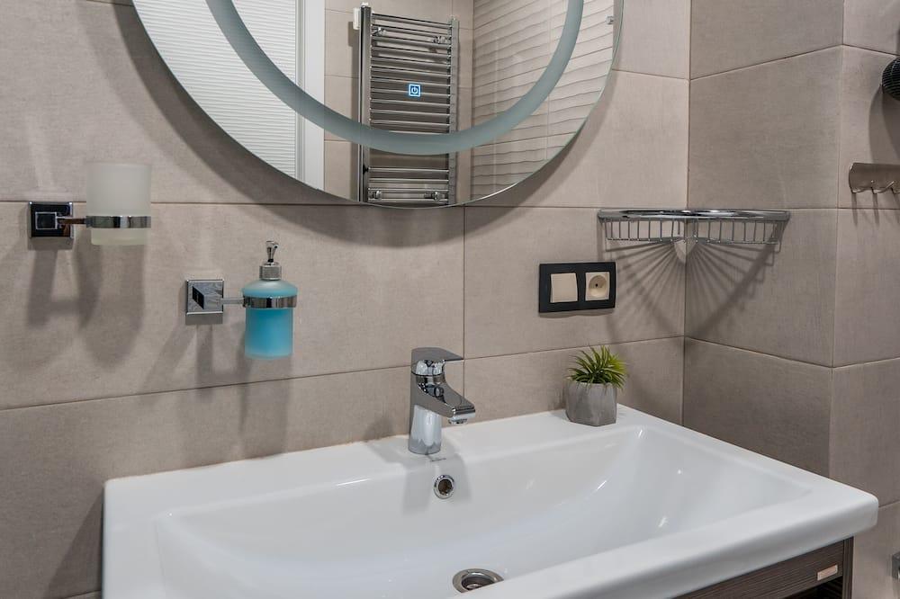 公寓, 山景 - 浴室