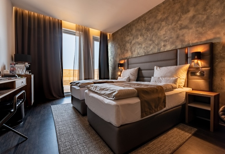 Nutrend World, Olomouc, Double Room, Terrace, Guest Room