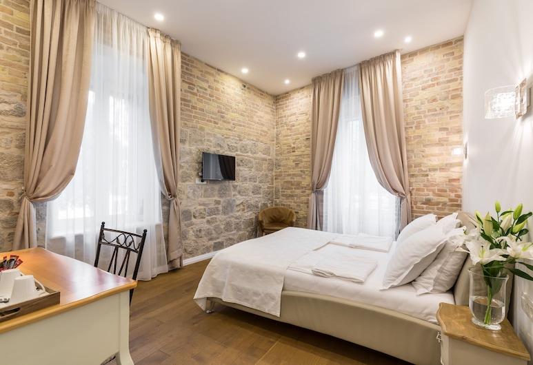 Pellegrini Luxury Rooms, Split, Deluxe Double Room, Park View-103, Zimmer