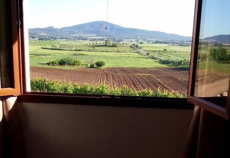 Il Chiosco Giallo, Capalbio, Camera doppia, bagno privato, vista giardino (1), Vista giardino