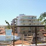 Amplo confortavel 3 quartos Vista Mar - Parveke